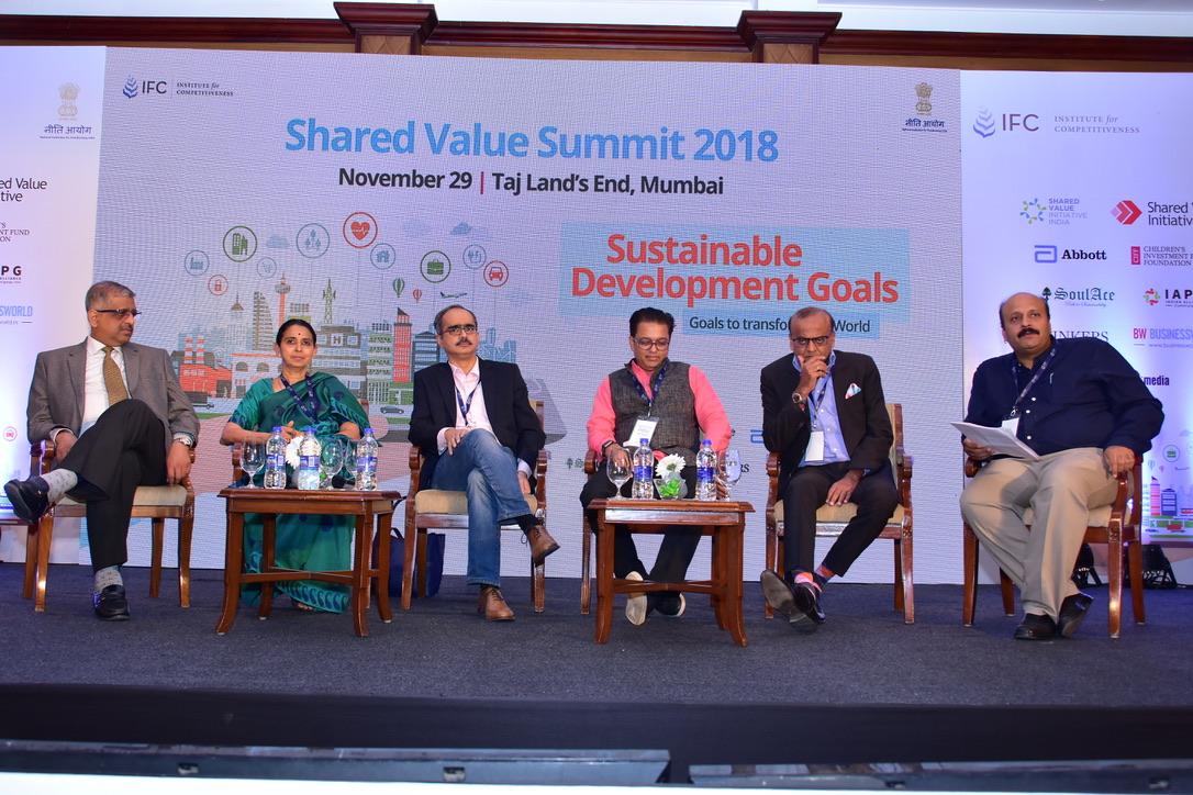 Shared Value Summit India