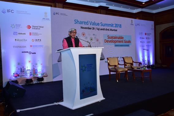 Shared Value Summet India