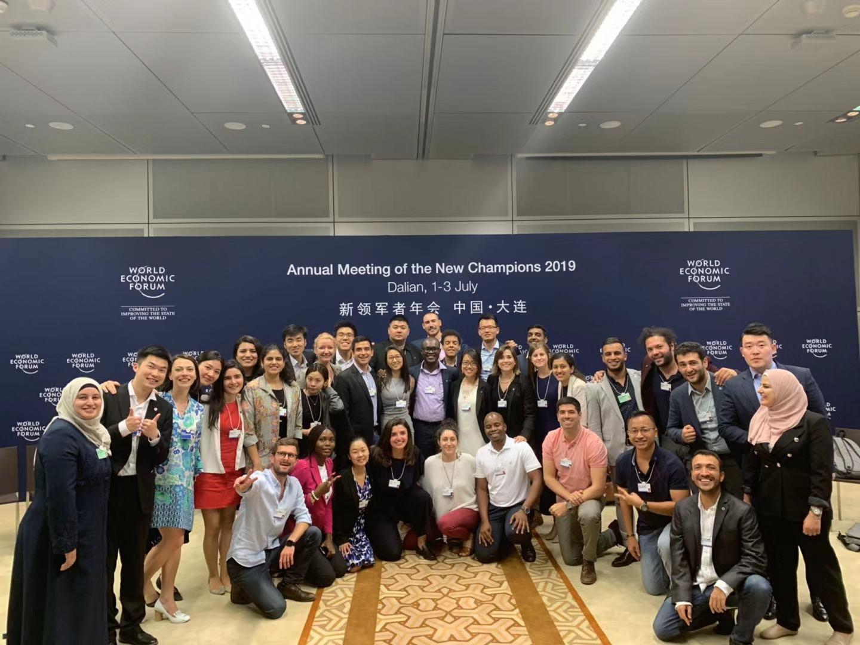 Weforum Annual Meeting of the New Champions Dalian 1
