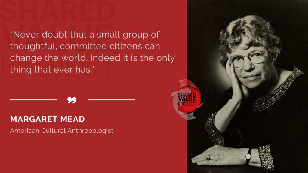 Margaret Mead Quote Visual