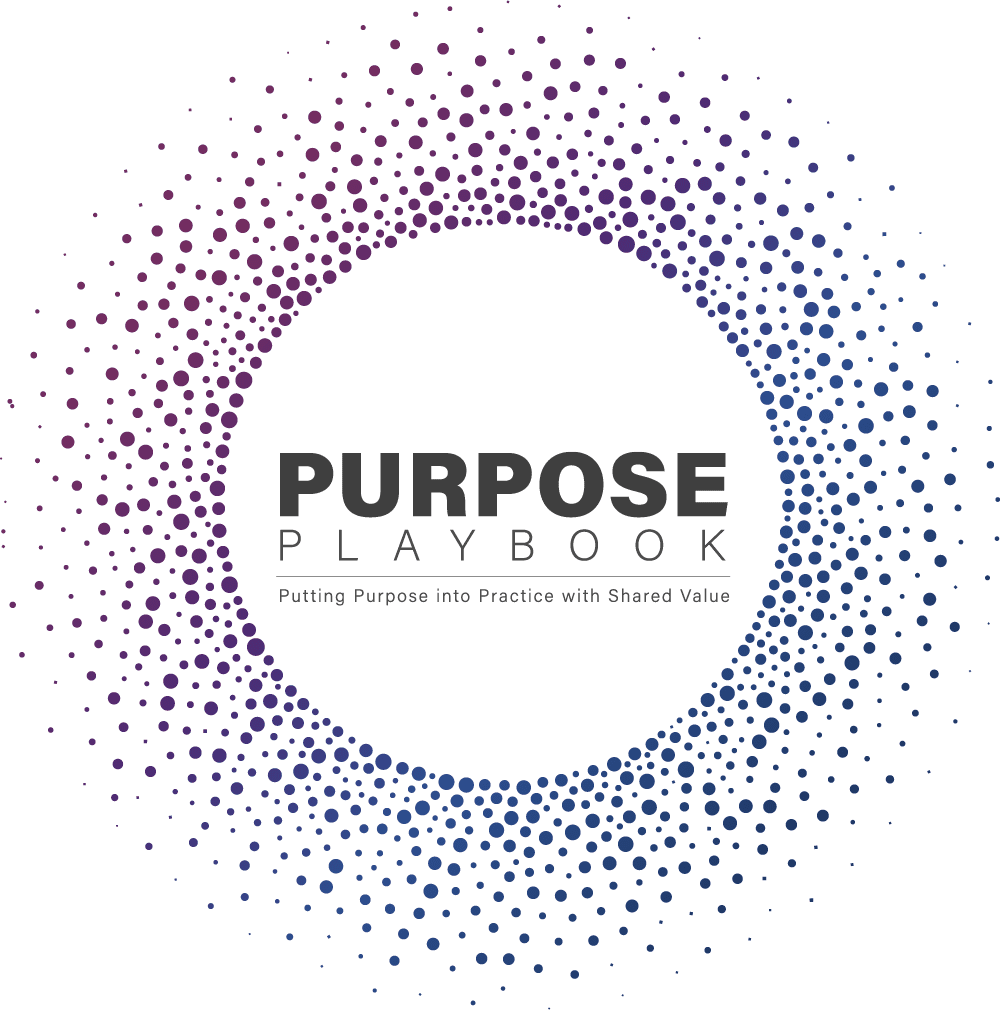 Purpose Playbook logo