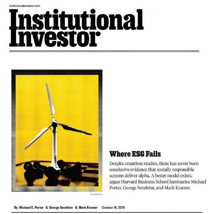 Where ESG Fails Cover Thumbnail