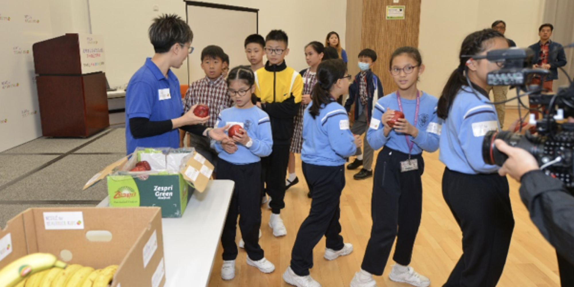 The Nestlé Healthier Kids Programme Launch